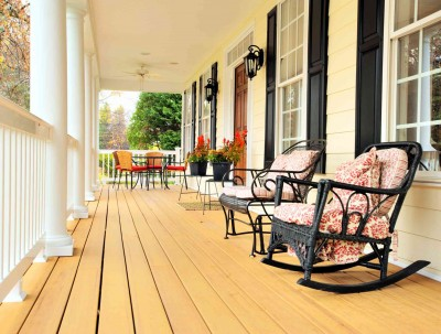 Cleaning Composite Deck