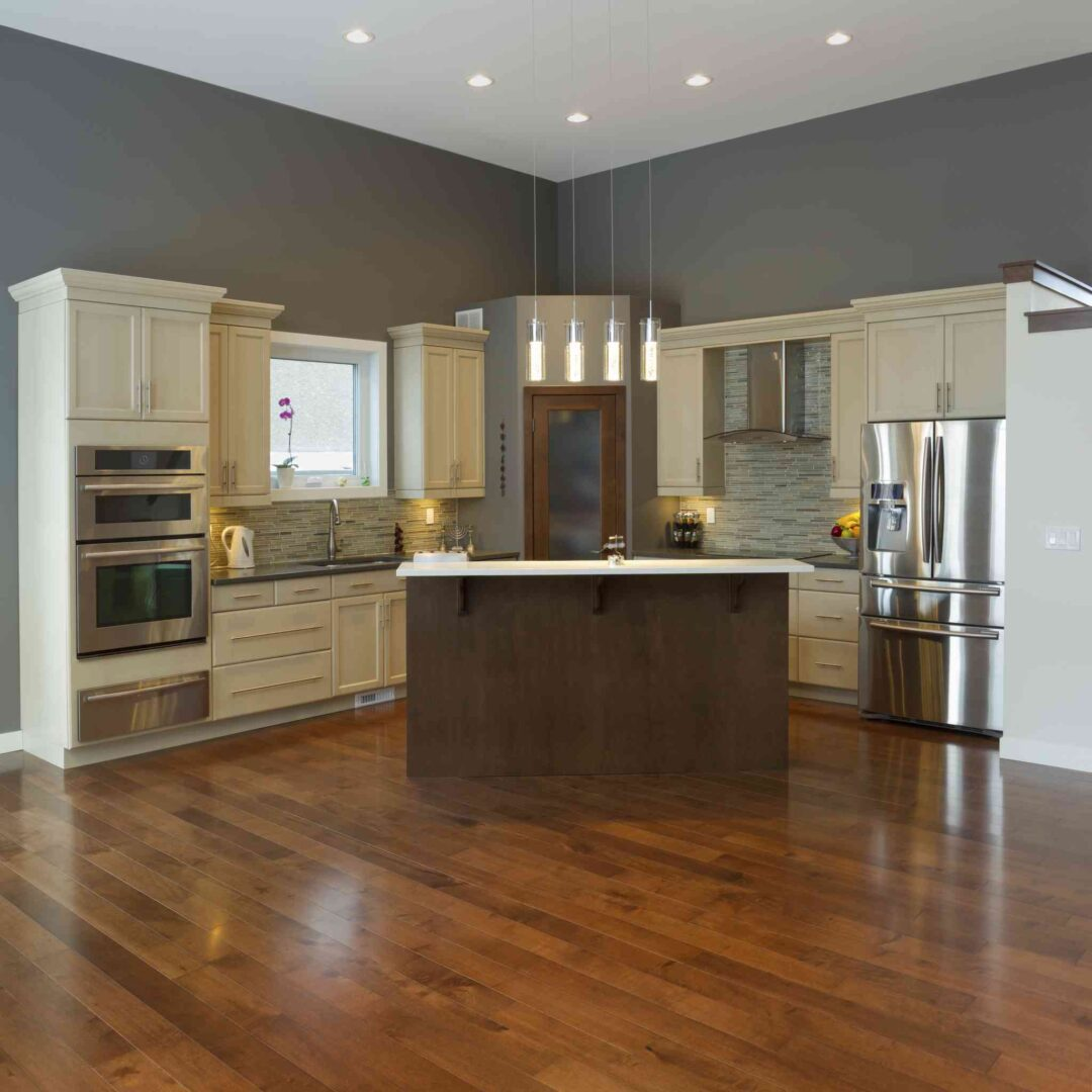Engineered Wood Flooring In Kitchen Should I Choose Solid Or Engineered Hardwood Flooring
