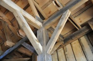 wood construction Fisher Lumber