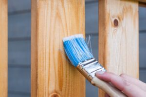 tips on tackling DIY project Fisher Lumber