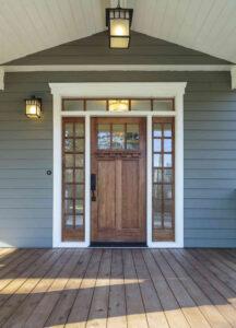 Wood Exterior Doors Fisher Lumber